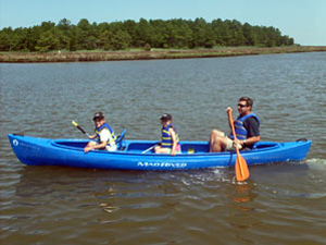 Top Ten, Kid-friendly, Camping Grounds in Maryland « Saving