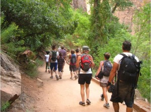 people in zion