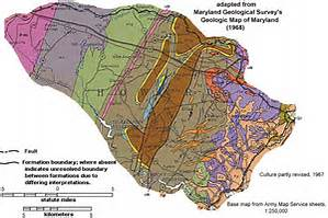 Geologic Map of HC