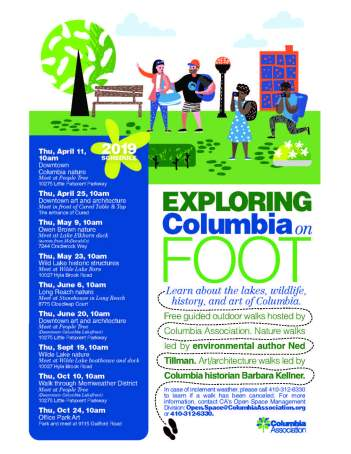 FLIER_ExploringColumbiaOnFoot2019